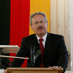 Oberbürgermeister Christian Ude