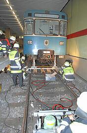 Eingleisung Pressefoto Feuerwehr