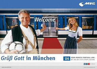 Grüß Gott in München