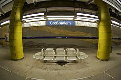 U-Bahnhof Großhadern