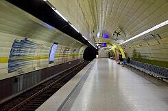 U-Bahnhof Karlsplatz (Stachus)