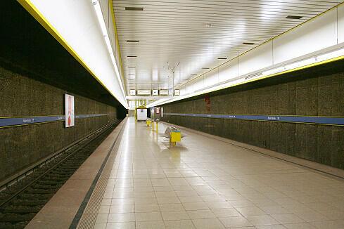 Basler Straße Gleis 2