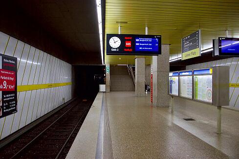 U-Bahnhof Laimer Platz