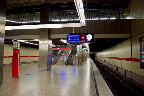 U-Bahnhof Neuperlach Zentrum