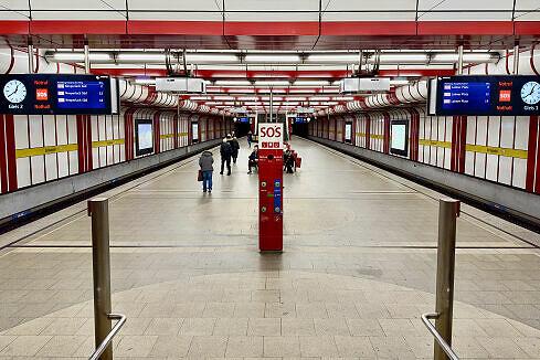 U-Bahnhof Ostbahnhof