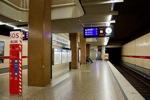 U-Bahnhof Giesing