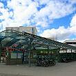 Westlicher Zugang zum U-Bahnhof Dülferstraße