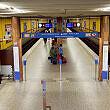 Nördlicher Zugang zum U-Bahnhof Quiddestraße